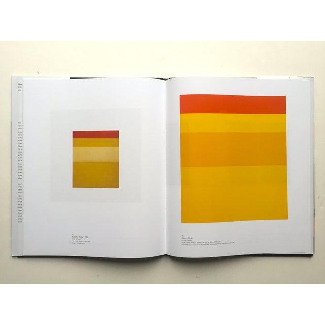 "Ellsworth Kelly ""Ellsworth Kelly in San Francisco"" 1st Edtn Exhibition Modern Art Book For Sale - Image 4 of 11"