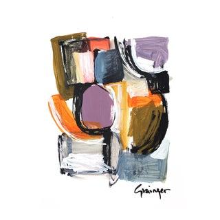 Lesley Grainger 'Shape Shift No. 1' Original Abstract Painting
