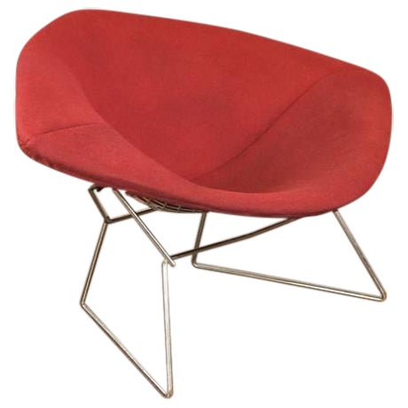 Vintage Large Bertoia Diamond Chair by Knoll - Image 1 of 10