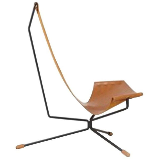 2010s Large Lotus Chair by Dan Wenger For Sale - Image 5 of 5