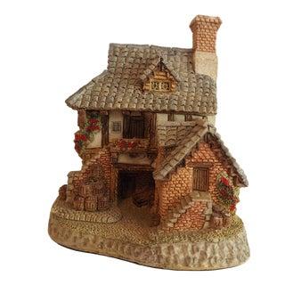 David Winter Coopers Cottage Model