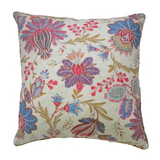Colefax and Fowler Print Pillow