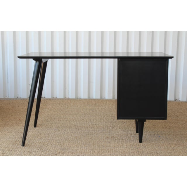 """Winchendon Furniture Company 1950s Paul McCobb """"Planner Group"""" Writing Desk For Sale - Image 4 of 11"""