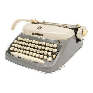 1959 Suitcase Typewriter Alpina, Germany For Sale