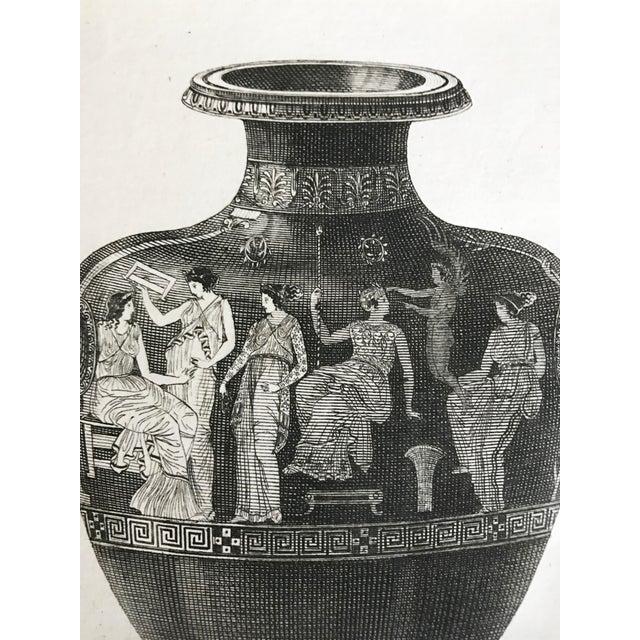 18th Century Engraving of Greek Hydra - Image 5 of 5