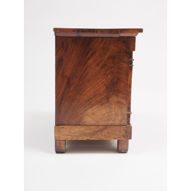 Miniature French Provincial Empire Commode For Sale In New Orleans - Image 6 of 7