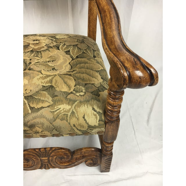 Spanish Arm Chair - Image 11 of 11