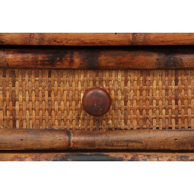 Split Bamboo Desk - Image 4 of 6