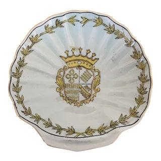 United Wilson 1897 Reproduction Porcelain Trinket Dish For Sale