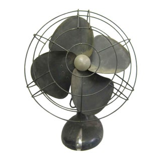 Antique Table Fan For Sale