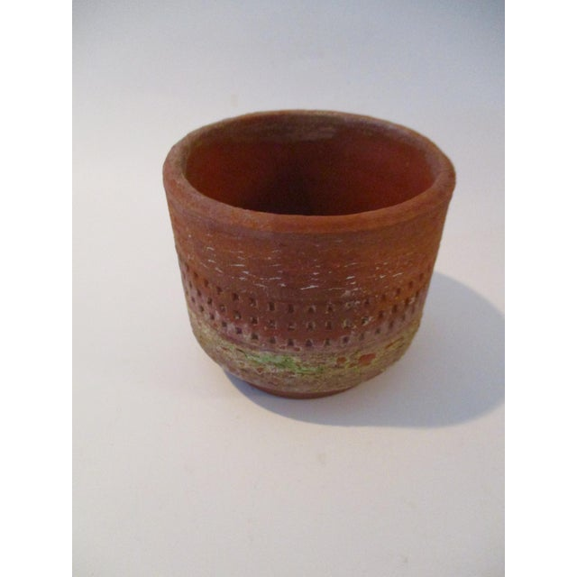 Mid-Century Italian Ceramic Pot - Image 2 of 7