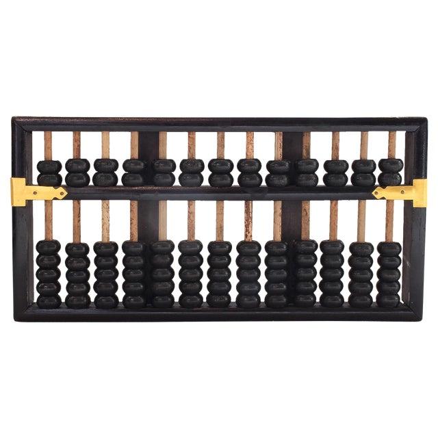 Vintage Chinese Wood Abacus - Image 1 of 6