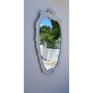1950s Vintage Italian Dorothy Draper Style Decorative Wall Mirror Preview
