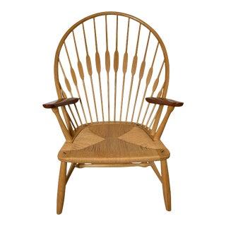 """Hans J. Wegner JH550 """"Peacock Chair"""" for Johannes Hansen For Sale"""