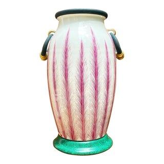 Mangani Porcelain Vase For Sale