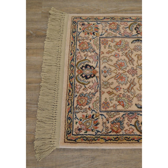 "Karastan Tabriz 2'6""x4'3"" Throw Rug (A) For Sale In Philadelphia - Image 6 of 12"