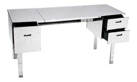 Image of Aluminum Writing Desks