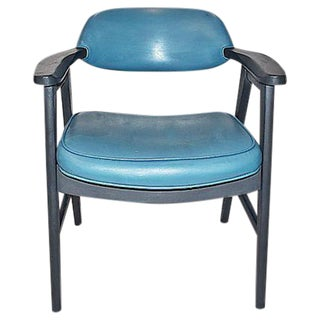 Mid-Century Modern Painted Chair For Sale