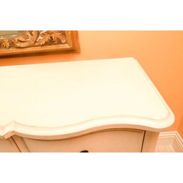 "Paula Deen ""River House"" White Dresser - Image 8 of 10"
