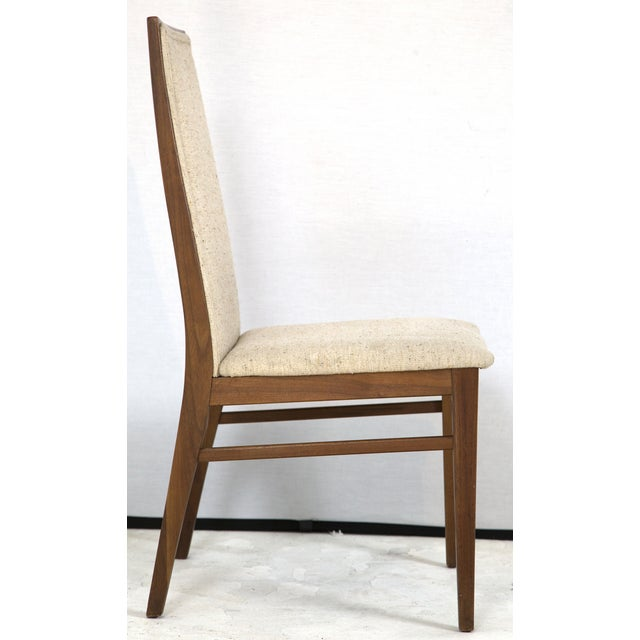 Milo Baughman for Dillingham Dining Chairs - S/4 - Image 5 of 9
