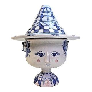 Mid-Century Bjorn Wiindlad Art Pottery Jar