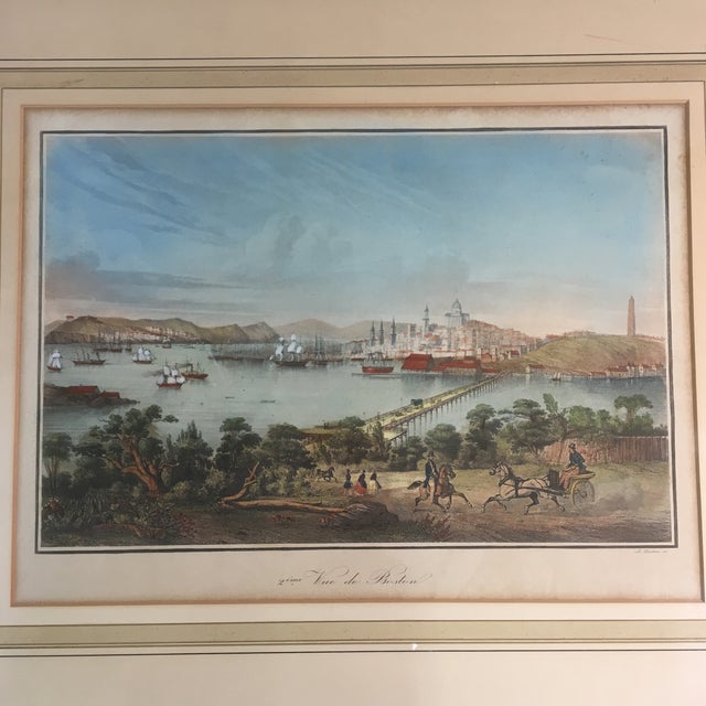 LeBreton (1818-1866) was a French painter who served as a naval surgeon on several exploratory voyages and who produced a...