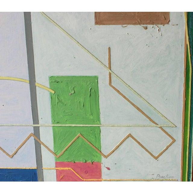 1990s Tom Bacher Moderne #9 For Sale - Image 5 of 7
