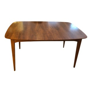 Mid-Century Vintage Danish Modern Dining Table For Sale