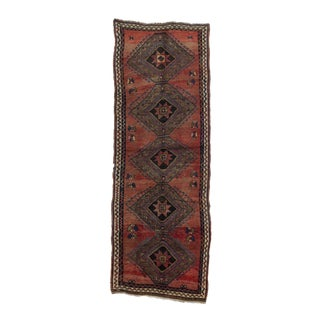 Traditional Wool Turkish Kars Rug