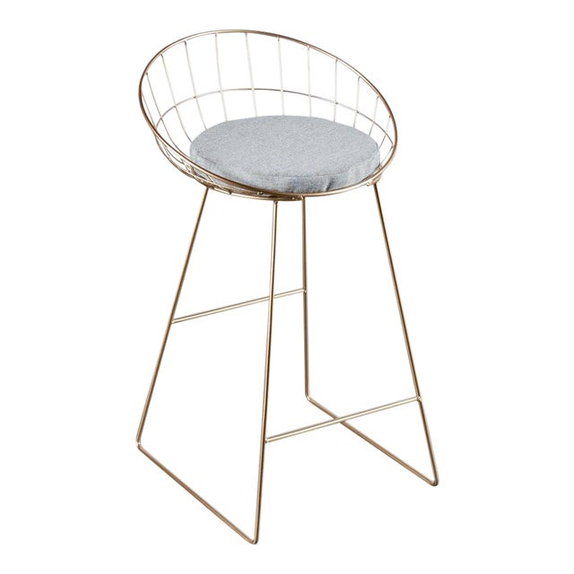 2010s Kylie Bar Counter Chair For Sale - Image 5 of 6