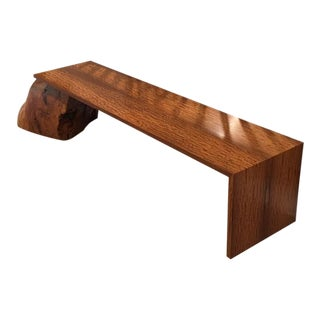 Anthony Morris Sculpted Bench For Sale