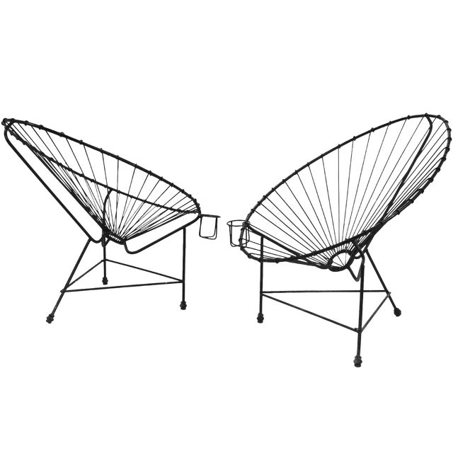Pair of Acapulco Chairs For Sale