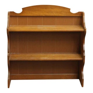 Country Style Wood Console For Sale