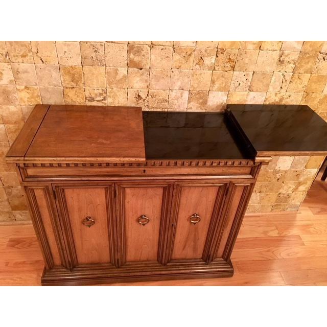 Baker Furniture Bar Cart For Sale In Chicago - Image 6 of 11