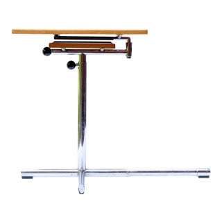 Embru Utility Table (Chrome), Switzerland 1942 For Sale