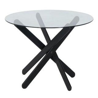 """1980s Vintage Dan Droz Pop Art Style """"Popsicle"""" Table For Sale"""