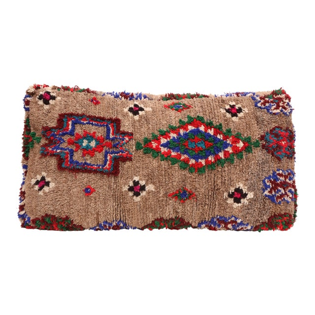 Double Moroccan Floor Pillow For Sale