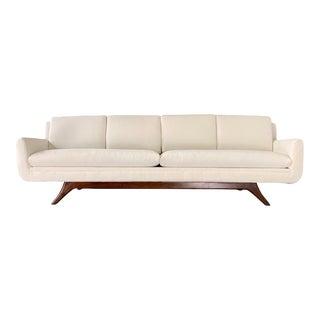 Vintage Mid Century DUX Sofa For Sale
