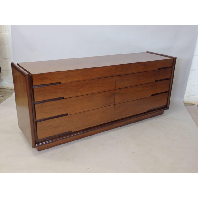 Edmond J. Spence Edmund Spence Long Low Double Dresser For Sale - Image 4 of 10