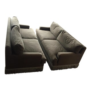 1990s Belle Epoque EuroCraft Chicago Custom 2-Seater Sofas - 2 Available