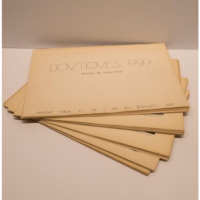 Paper Boutiques 1929, Paris For Sale - Image 7 of 9