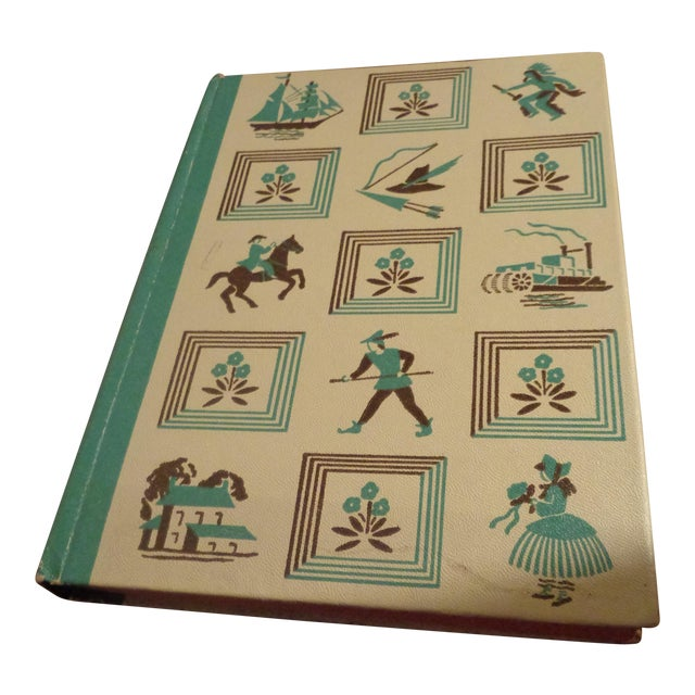 """1940's Early American """"Alice in Wonderland"""" by Lewis Carroll Book For Sale"""