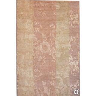 Suzanne Sharp Palazzo Stripe Silk Rug - 8′ × 10′ For Sale