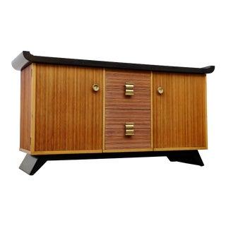 Paul Frankl for Brown Saltman Server Cabinet For Sale