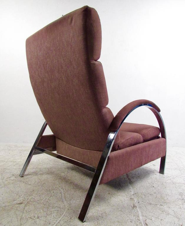 Ordinaire Mid Century Modern Recliner Lounge Chair By George Mulhauser For DIA    Image 4 Of