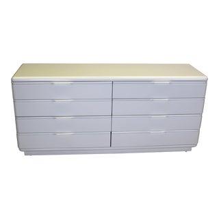 Vintage Lane 8-Drawer Lacquered Dresser
