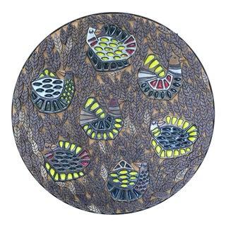 20th Century Ceramic Mural by Brent Bennett