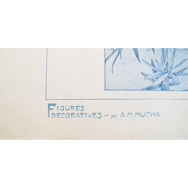 About The Poster: This Art Nouveau lithograph was designed by Alphonse Mucha - the artist who, more than any other, was...