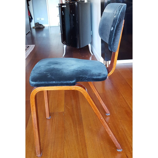 Thonet Side/Dining Chairs - Set of 4 - Image 6 of 10
