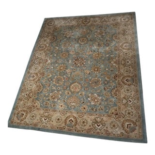 Kaimuri Turkish Style Wool Area Rug - 8″ × 10″